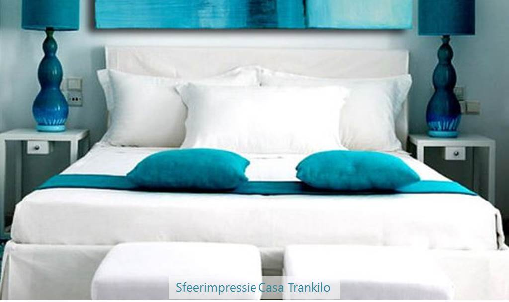 Sfeerimpressie slaapkamer appartementen - Casa Trankilo